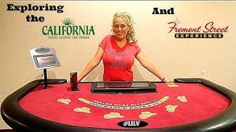 California Hotel & Casino 2018 Walk Thru