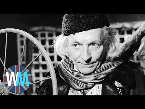 Top 10 Classic Doctor Who Episodes
