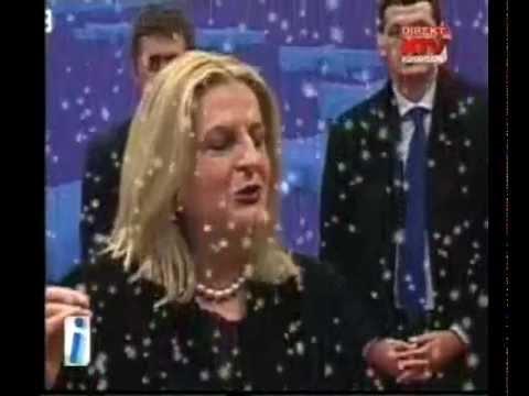 Edita Tahiri Oops ne Anglisht, 24 shkurt 2012