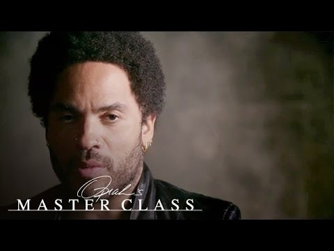 How Lenny Kravitz Developed His Drive to Succeed   Oprah's Master Class   Oprah Winfrey Network