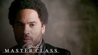 How Lenny Kravitz Developed His Drive to Succeed | Oprah's Master Class | Oprah Winfrey Network Video