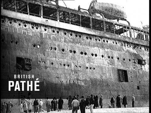 Breaking Up The Morro Castle (1934)
