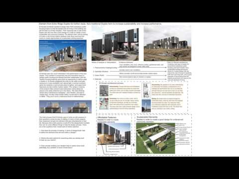 Echo Ridge – El Dorado Architects, Topeka Final Video