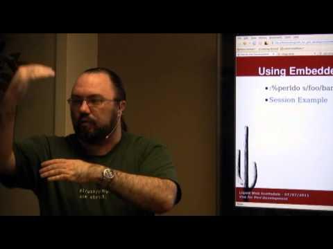Vim for Perl Development