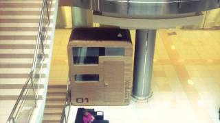 SLEEPBOX in Moscow international Sheremetyevo airport