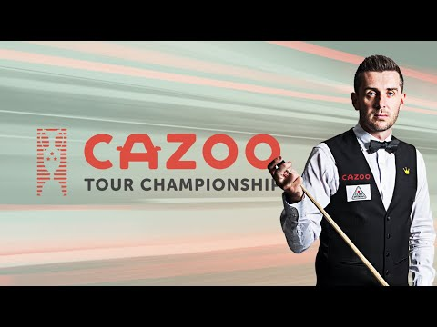 Mark Selby Century Clearance | Cazoo Tour Championship