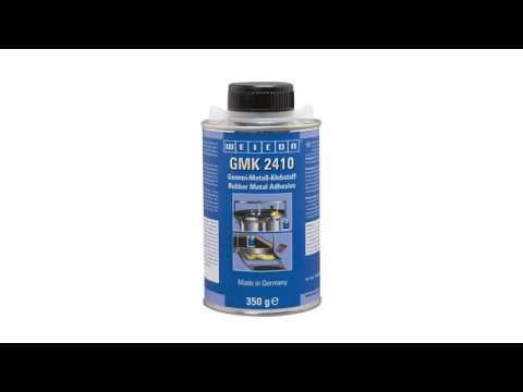WEICON GMK 2410 ljepilo za gumu/metal/drvo