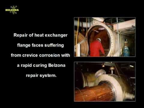 Oil & Gas Industry Repair Solutions - Belzona® - INTRO