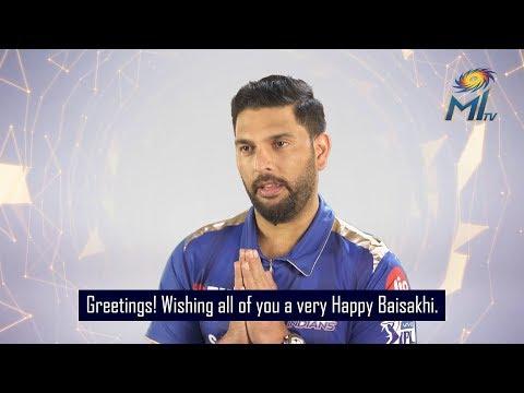 Happy Baisakhi   Mumbai Indians