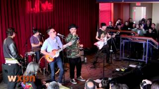 "The Black Lips & Boy George Cover T.Rex's ""Bang A Gong"" (Live at WXPN Free At Noon)"