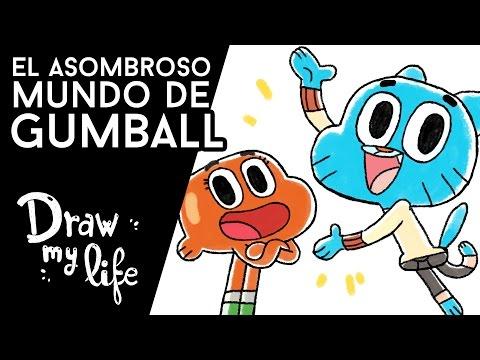 EL ASOMBROSO MUNDO DE GUMBALL - Draw My Life en Español