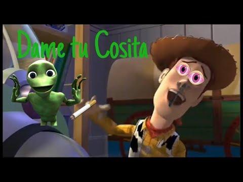 Toy Story-Mira Un Extraterrestre