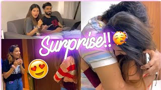 SURPRISING MY FRIENDS IN MUMBAI! | Ashi Khanna