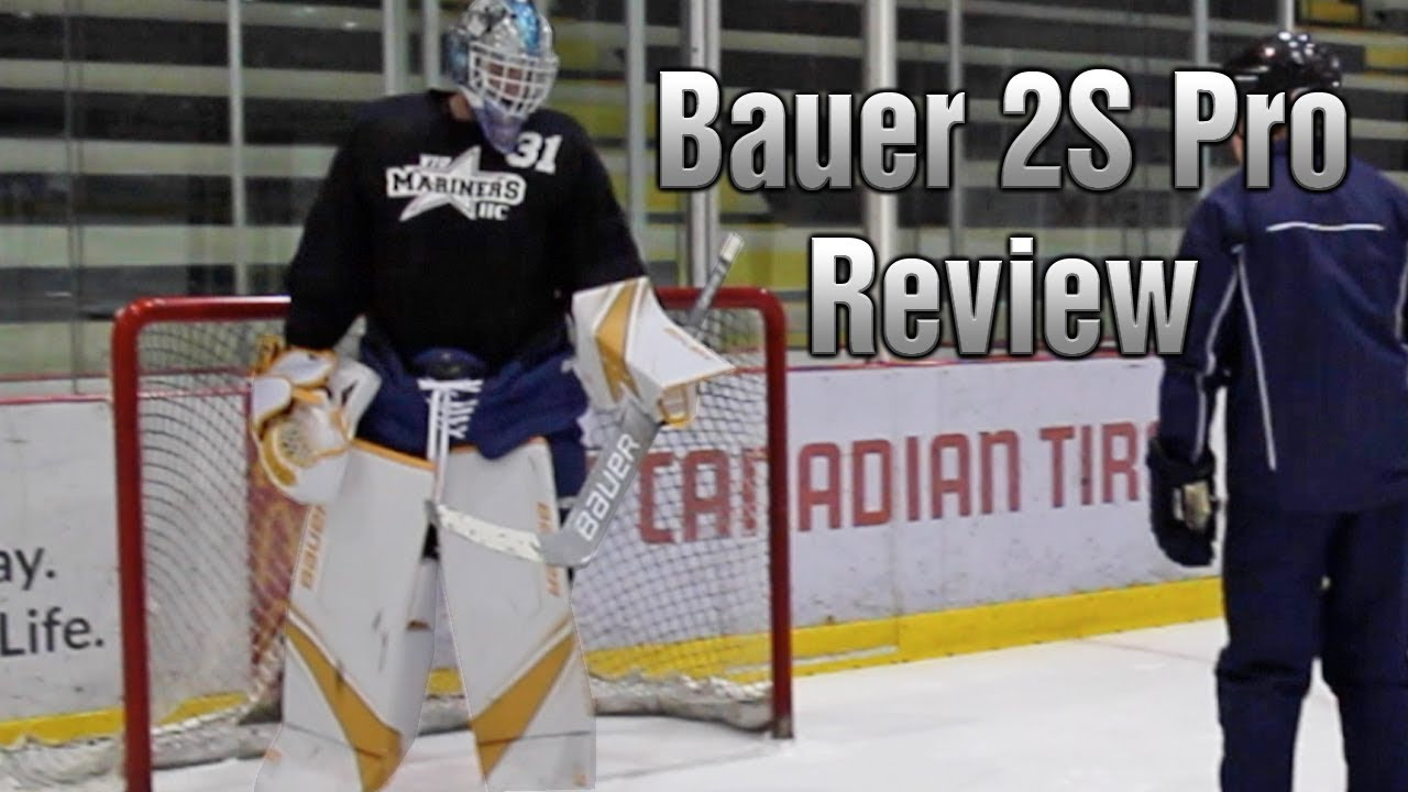 Bauer 2S Pro Review | Custom Graphics