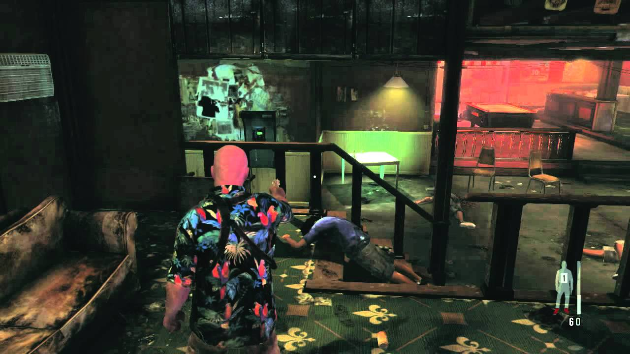 how to pass max payne part 2 chapter 2