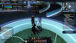 Star Trek Online Porno Raped at a Star Base Party
