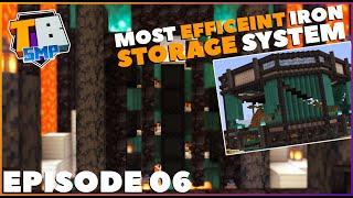 1.16 SHULKER STORAGE System | Truly Bedrock S2E6