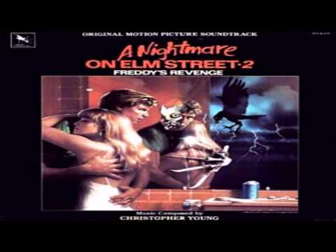 "Bobby Orlando Featuring Claudja Barry - Whisper To A Scream ""A Nightmare On Elm Street 2 Soundtrack"""