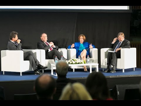 7th International Insurance Conference: Insurance strategy panel