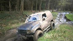 Parkwood Offroad Centre (Tong) 13-04-2014