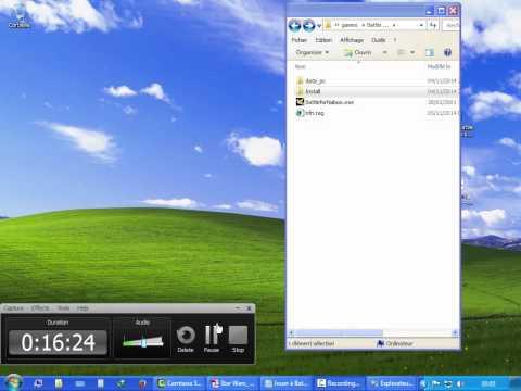 Jouer à Battle for Naboo sous Windows 7 - 64 Bits
