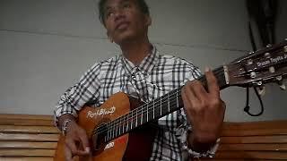 Lagu madura,Peggek tenga jelen (cover by)-rosyid sulivan