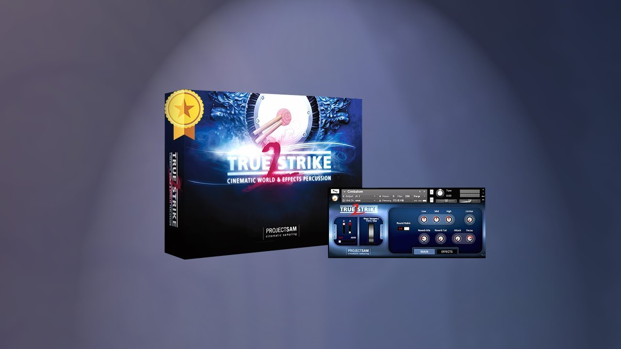 Kvr: true strike 2: cinematic world & effects percussion by.
