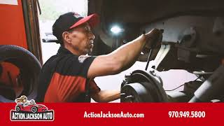 Action Jackson Auto :30 Commercial Spot