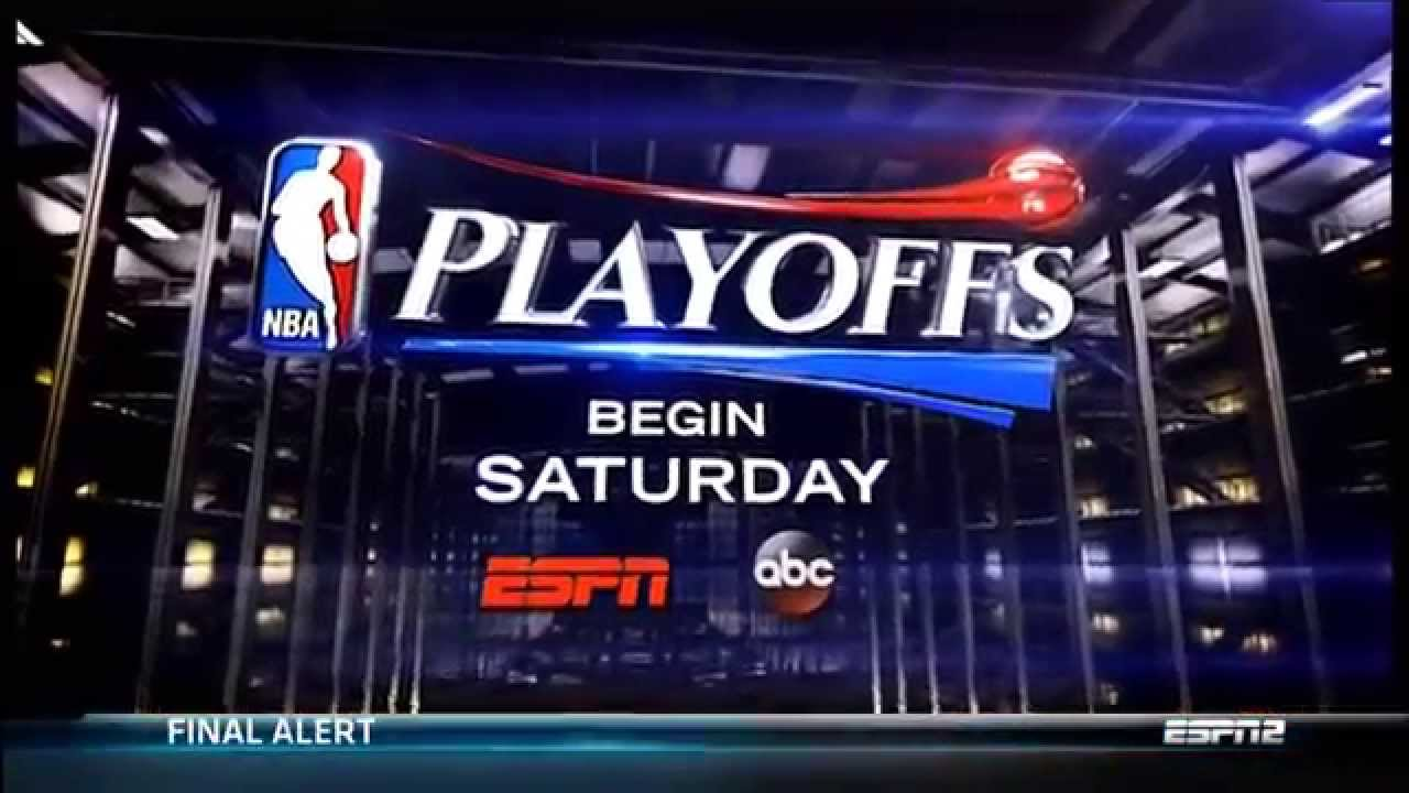 April 17, 2014 - ESPN - 2014 NBA Playoffs Commercial - YouTube
