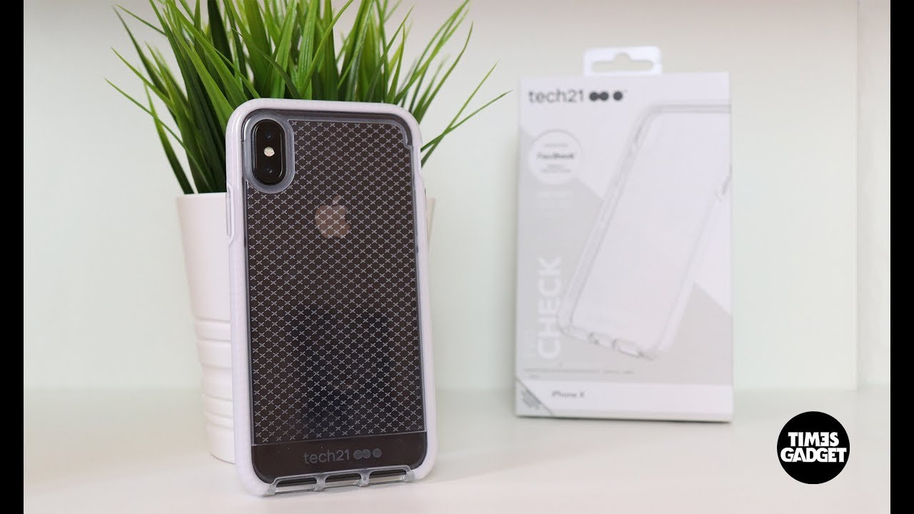 custodia iphone x tech 21