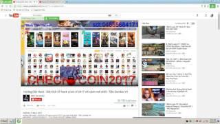 CFVN - Giãi Mã Hack Vcoin Của Minh Tân - Huy Lâm✔