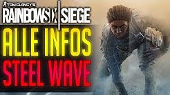 ALLE INFOS zu STEEL WAVE | Rainbow Six Siege