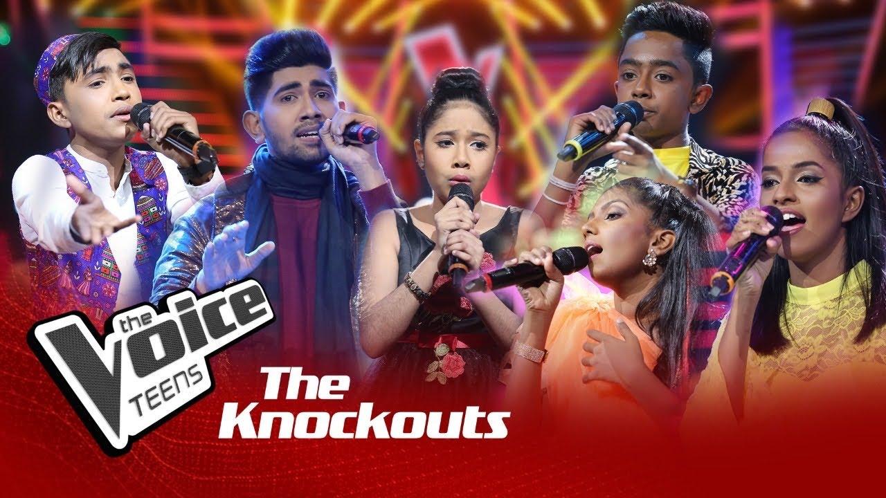 මේ සති අන්තයේ The Voice Teens Sri Lanka රාත්රී 07.30 ට