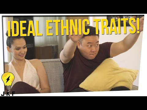 Hangin' With JK: How Would You Change Your Ethnicity?