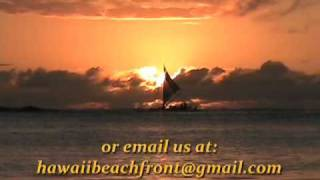 kauai oceanfront luxury vacation rental menehune hale at anini beach