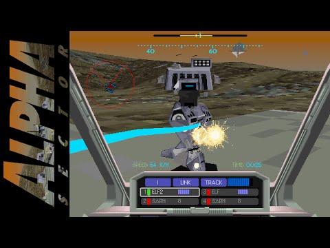 Earthsiege 2 - Alpha Sector - Elite - Solo