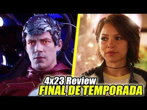 The Flash 4x23 Review - ¡UN FINAL EPICO! Final de Temporada 4