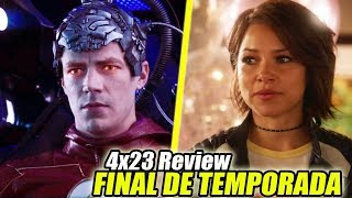 The Flash 4x23 Review - ¡UN FINAL EPICO! Final de Temporada 4