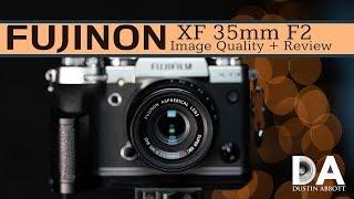 Fujinon XF 35mm F2: IQ Breakdown + Review | 4K