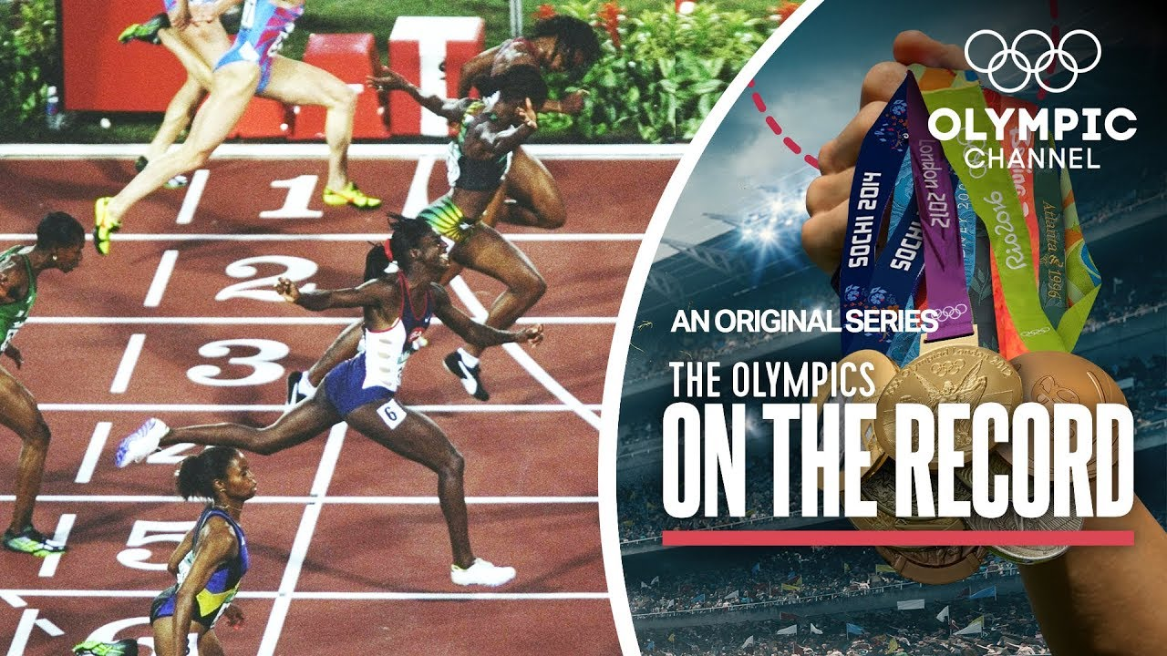 The Photo-Finish of One of the Biggest Olympic Rivalries ...