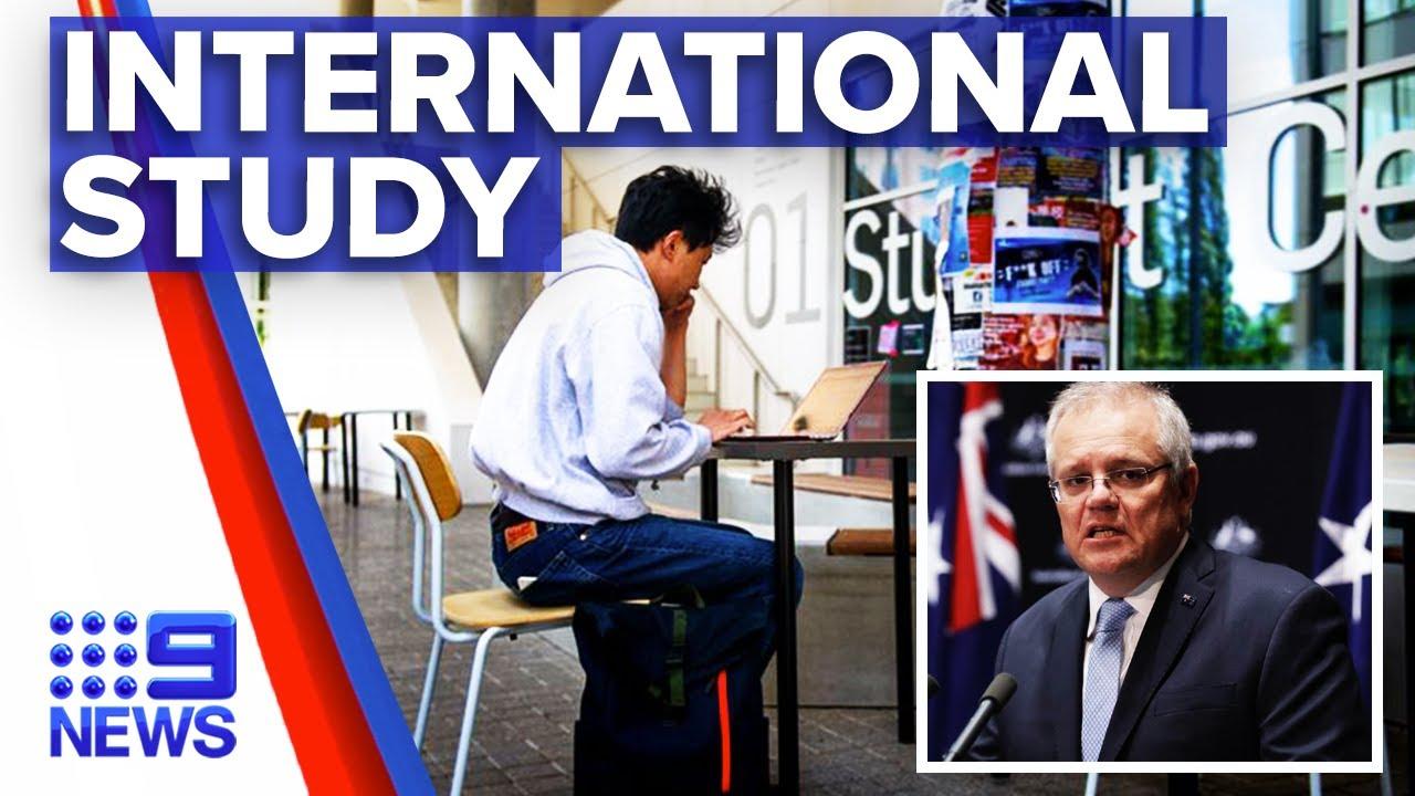 Australia se prepara para abrir sus puertas a estudiantes internacionales