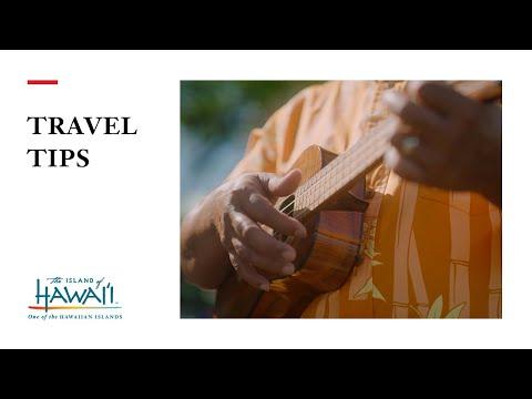 Island of Hawaii Travel Tips: Culture