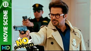 Anil Kapoor is a funny cop