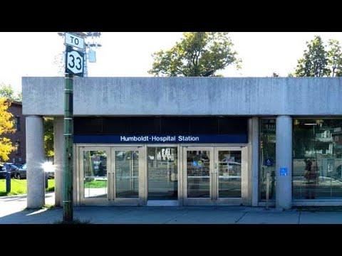 NFTA Subway Station Tour (Humboldt-Hospital Station)