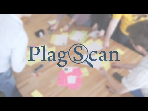 PlagScan - company video