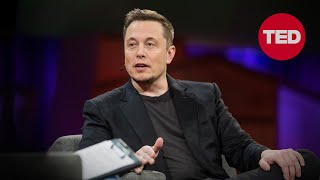 The future we\'re building -- and boring | Elon Musk
