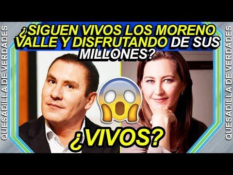 ¿Siguen vivos los Moreno Valle, fue todo montado y fingieron su deceso para disfrutar su dinero?