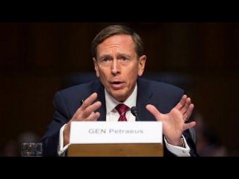 Trump meets with Gen. David Petraeus about Secretary of State post
