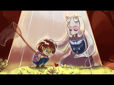 Undertale Live Stream #1: Test Streaming and then I'll fall right into Undertale.
