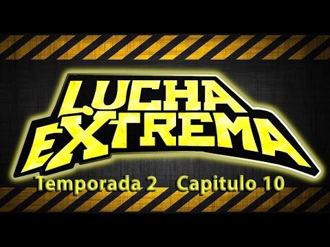 Lucha Extrema 2x10 bloque 3 / Equalizer vs Joe Frank vs Bazooka 13 (c)